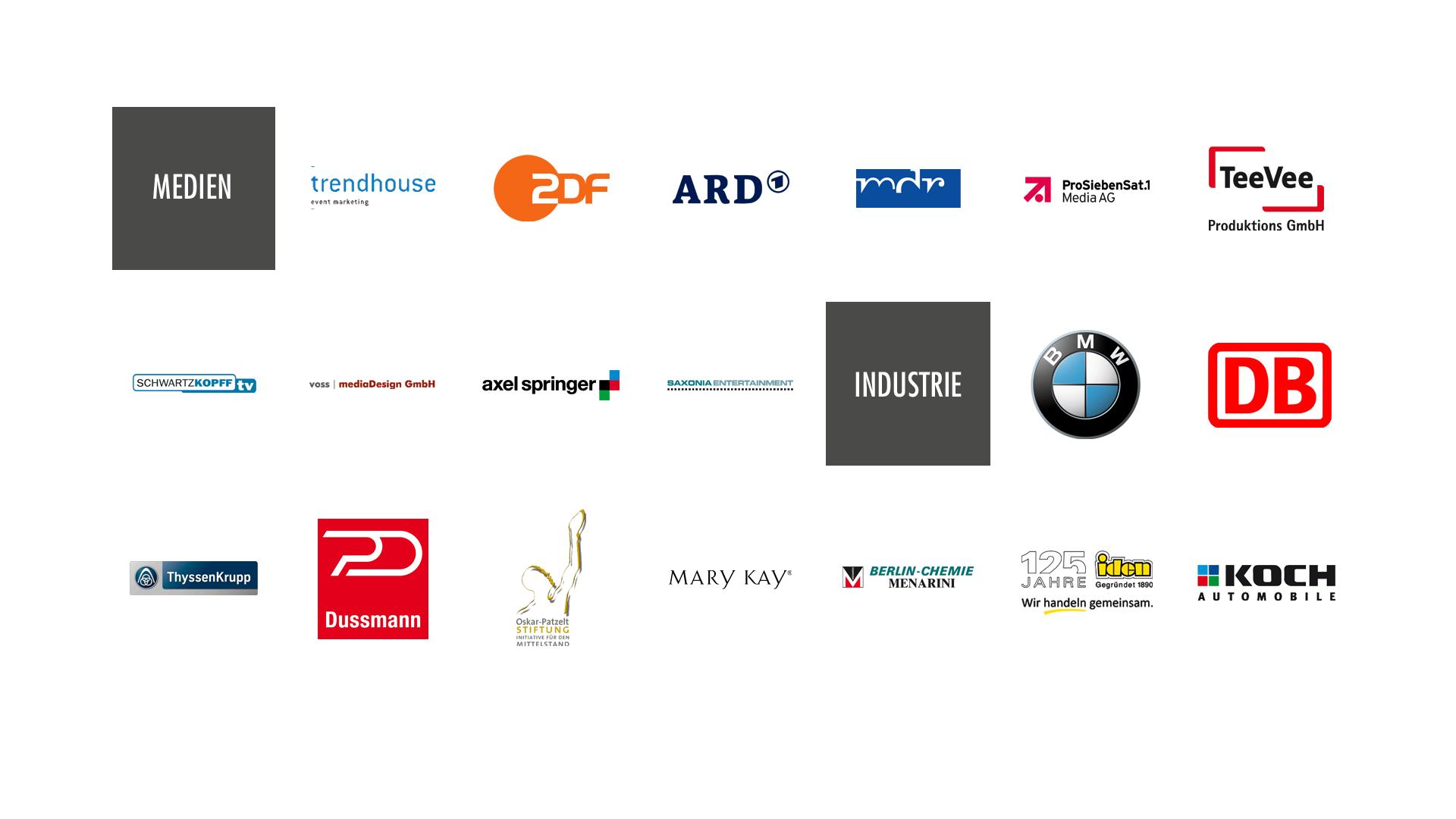 Referenzen BTA Video Marketing GmbH
